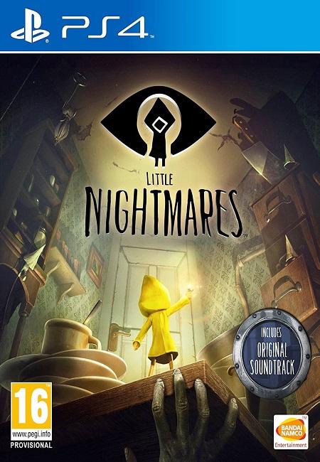 PS4 GAME LITTLE NIGHTMARES