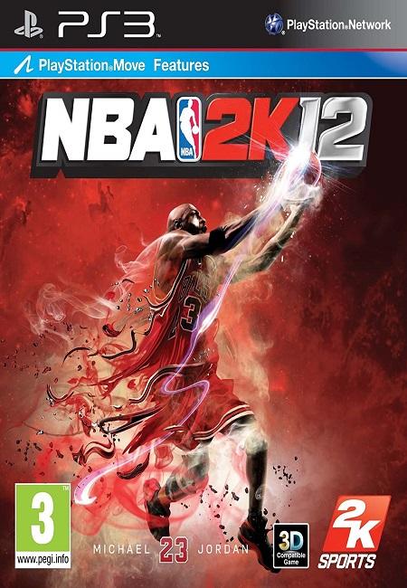 NBA 2K12 PS3 (Preowned)