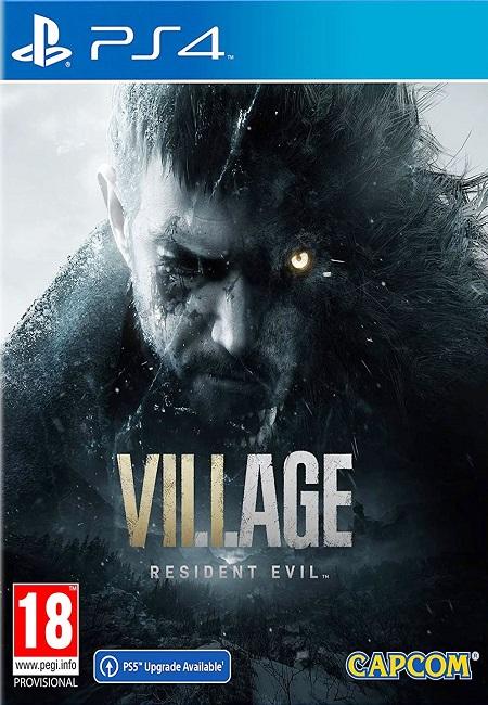 RESIDENT EVIL VILLAGE PS4 GAME HITECH GAMEZZ