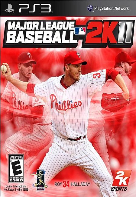 Major League Baseball 2K11 PS3 (Preowned)