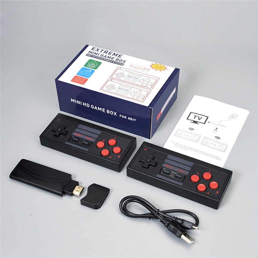 Extreme Mini Game Box HDMI output