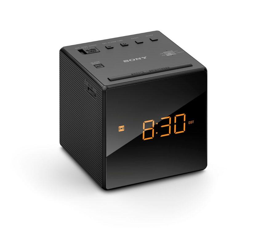 Sony Digital Clock Radio Black (ICF-C1 )