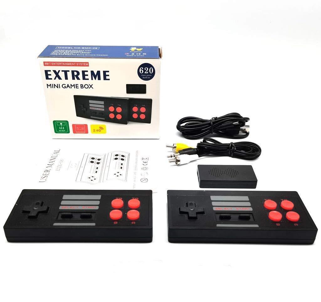 Extreme Mini Game Box AV output